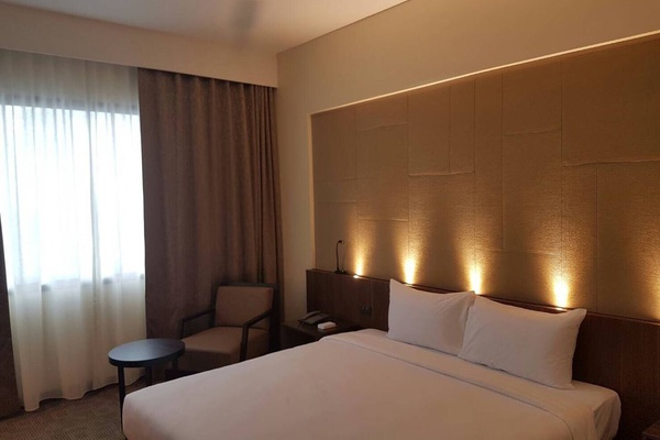 SUPERIOR DOUBLE ROOM Louis' en Bangkok