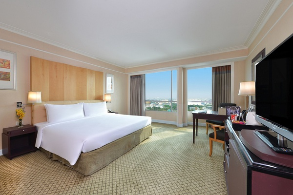JUNIOR SUITE 1 BEDROOM Miracle Grand Convention Hotel en Bangkok