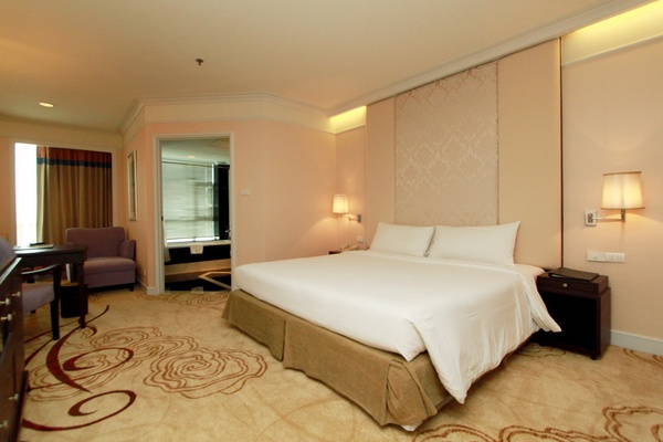 SUPERIOR ROOM Miracle Grand Convention Hotel en Bangkok