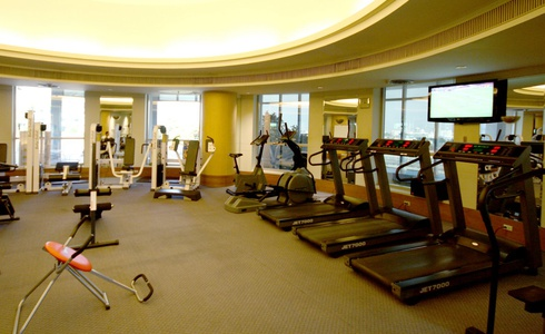 GYM Miracle Grand Convention Hotel en Bangkok
