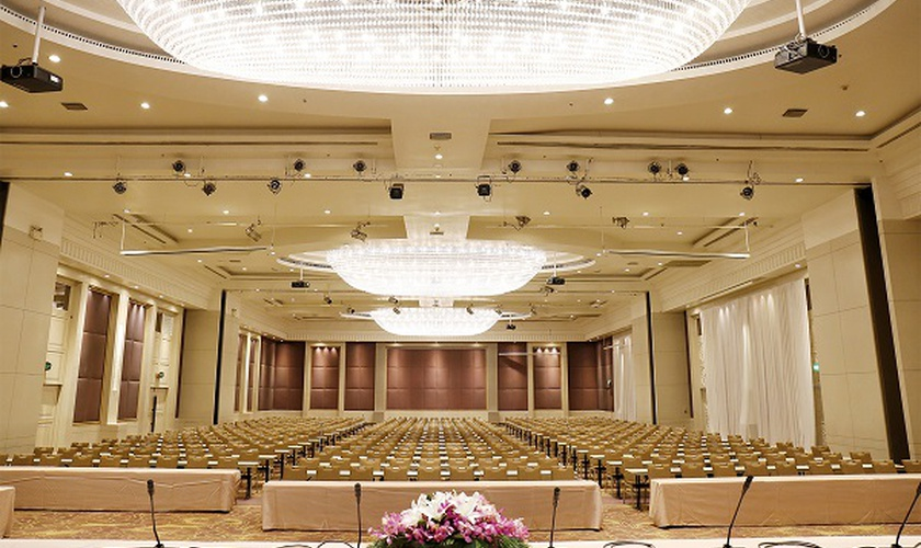 Grand ballrooom miracle grand convention hotel bangkok