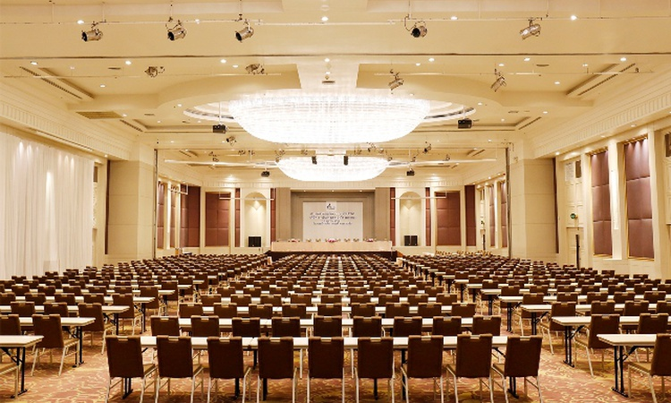 Miracle Grand Ballroom Miracle Grand Convention Hotel Bangkok