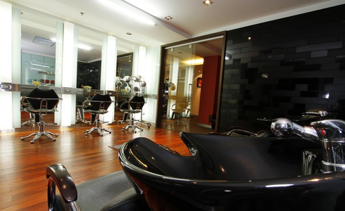 BEAUTY SALON Miracle Transit Hotel en Bangkok