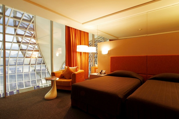 DELUXE ROOM ONLY LIMITED HOURS (09.00-15.00) Miracle Transit Hotel en Bangkok