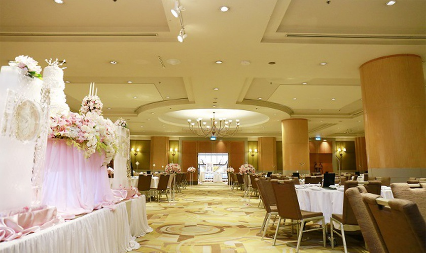 Jupiter miracle grand convention hotel bangkok