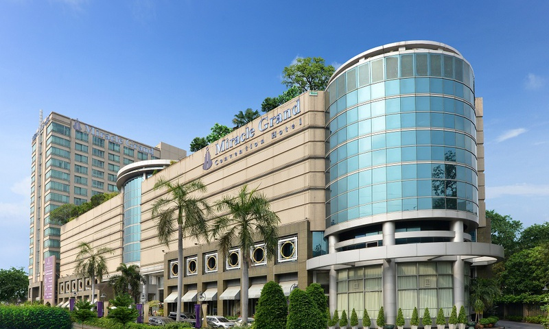 Exterior Miracle Grand Convention Hotel en Bangkok
