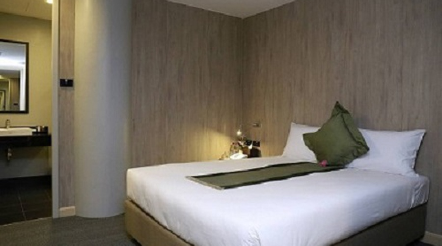 SUPERIOR ROOM 10 HOURS WITH MEAL VOUCHER  Sleep box by Miracle en Bangkok