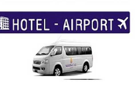 SHUTTLE TO THE AIRPORT Miracle Suvarnabhumi Airport Hotel en Bangkok