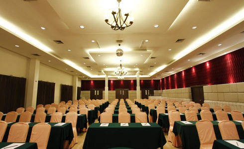 5 MEETING ROOMS Miracle Suvarnabhumi Airport Hotel en Bangkok