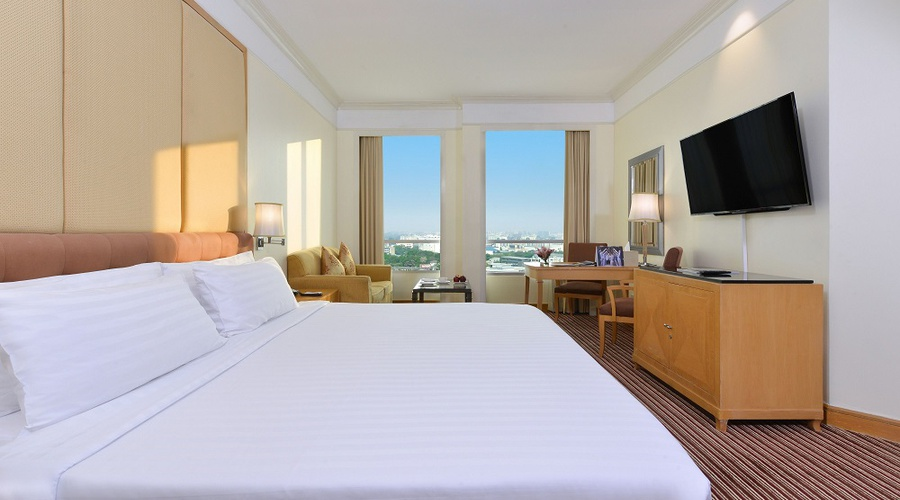 DELUXE SUITE Miracle Grand Convention Hotel en Bangkok
