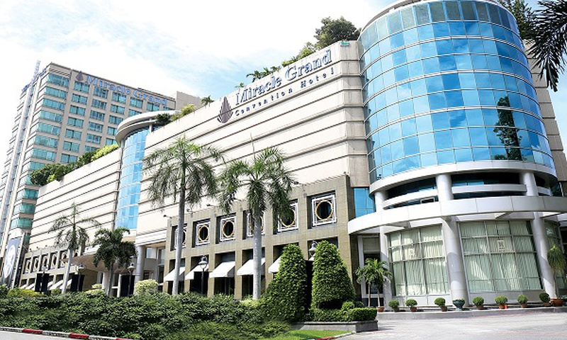 Miracle Miracle Grand Convention Hotel en Bangkok