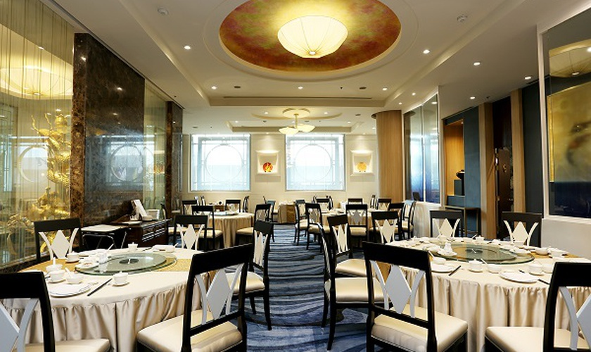 Dragon luxury chinese cuisine miracle grand convention hotel bangkok