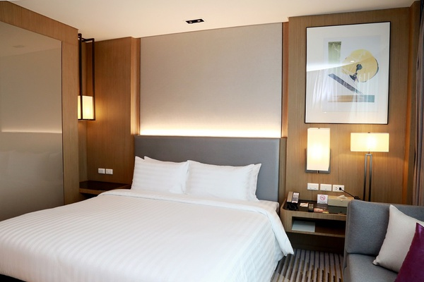 PREMIER PLUS ROOM Miracle Grand Convention Hotel en Bangkok