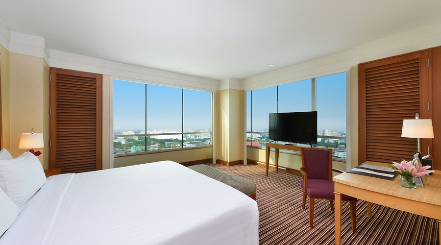 MIRACLE SUITE Miracle Grand Convention Hotel en Bangkok