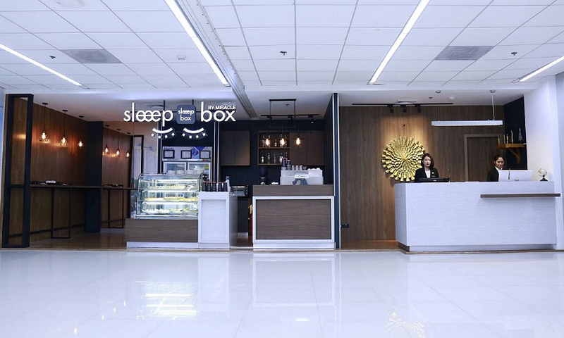 Sleepbox by Miracle Sleep Box by Miracle en Bangkok