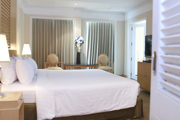 SENIOR DELUXE SUITE Miracle Grand Convention Hotel en Bangkok