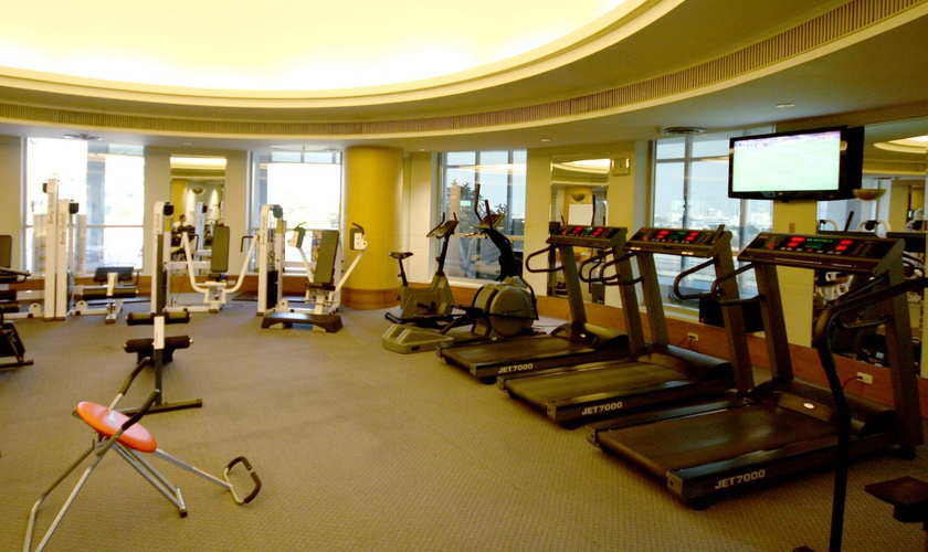 Gym miracle grand convention hotel bangkok
