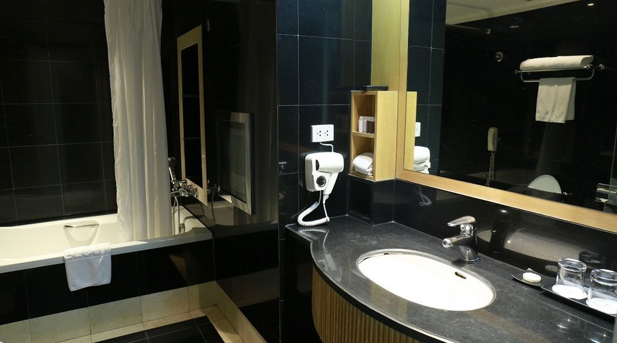 JUNIOR SUITE 2 BEDROOM Miracle Grand Convention Hotel en Bangkok
