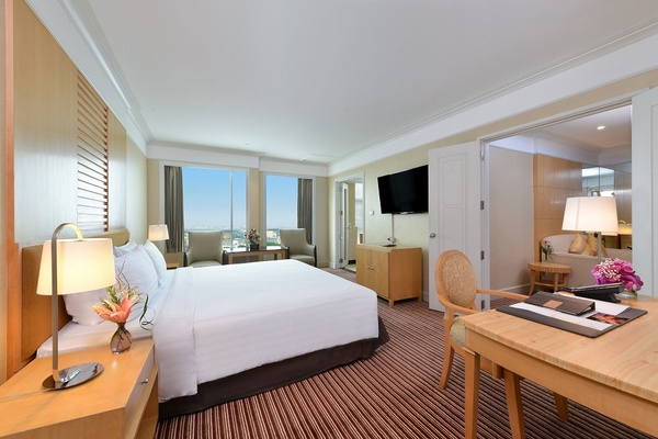 EXECUTIVE SUITE Miracle Grand Convention Hotel en Bangkok